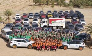 Hyundai, 15 años con 'El Desierto de los Niños'