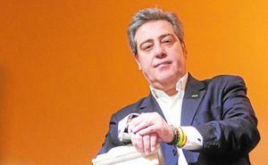 José María Llanos: «Si depende de Vox, el pacto del Botànic desaparecerá de las instituciones»