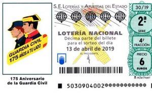 Directo | Sorteo de la Lotería Nacional del sábado 13 de abril: comprobar los décimos premiados