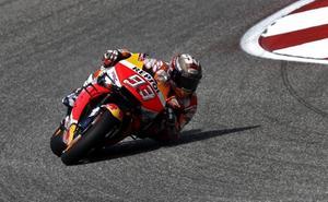 Márquez firma su séptima 'pole' seguida en el GP de las Américas