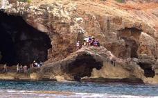El Consell buscará con Dénia y Xàbia la forma de controlar la Cova Tallada antes del verano