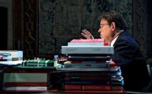 Ximo Puig anuncia en plena campaña que el Gobierno envía 700 millones del FLA a la Comunitat