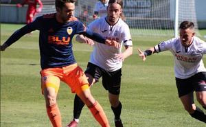 El Mestalla vuelve a la zona de descenso tras una dura derrota en Cuenca
