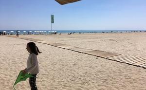 Las playas, preparadas para otra Semana Santa con buena previsión hotelera
