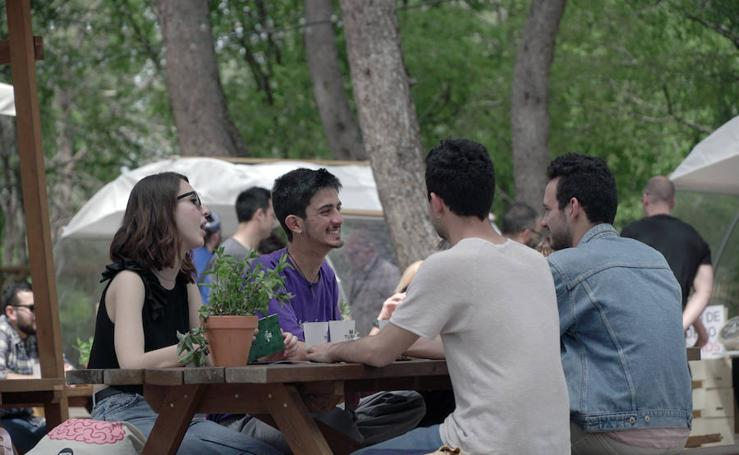 Música y gastronomía en el festival l'horta Turia 2019