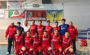 El equipo Paidos-Fontanería Fernández Luna campeón de Liga del Grupo 3º de 1ª Juvenil