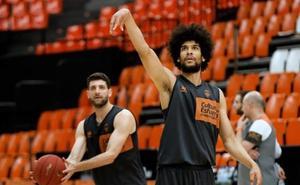 El Valencia Basket ya prepara la gran final de la Fonteta