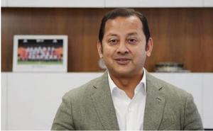 Murthy: «Trabajamos para acabar el estadio»