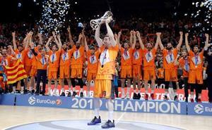 Horario y recorrido de la celebración del Valencia Basket