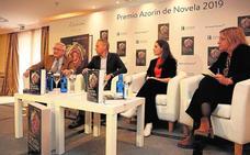 Asencio preside la presentación en Madrid del Premio Azorín 2019