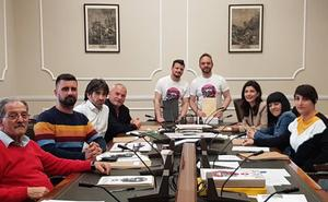 Ceballos y Sanabria plantarán su décima falla infantil en el Ayuntamiento