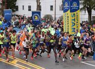 Fotos del Maratón de Boston 2019