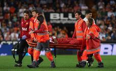 Piccini regresa a su casa tras pasar la noche en el hospital
