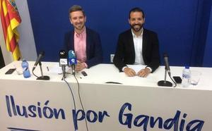 Víctor Soler confía en Vicent Gregori para que sea su número dos en la lista del PP en Gandia