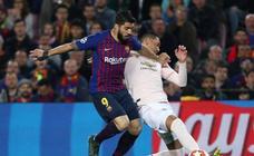 Las mejores imágenes del Barcelona-Manchester United