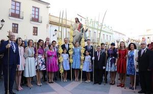L'Horta inicia la Semana Santa con la bendición de las palmas y procesiones