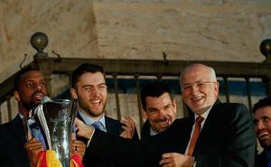 Vídeo: El Valencia Basket disfruta con su cuarta Eurocup