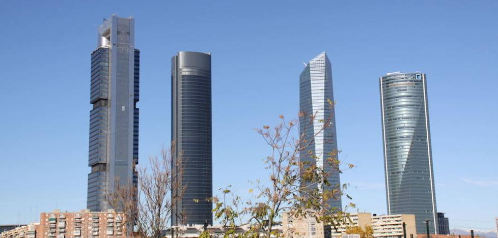 Torre Espacio, el cuarto rascacielos más alto de España y sede de 4 embajadas