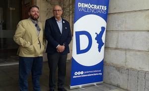 Ciro Palmer optará a la alcaldía de Gandia por Demòcrates Valencians