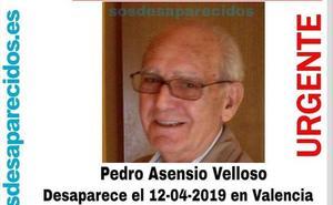 Desesperada búsqueda de un hombre de 80 años desaparecido en Monteolivete