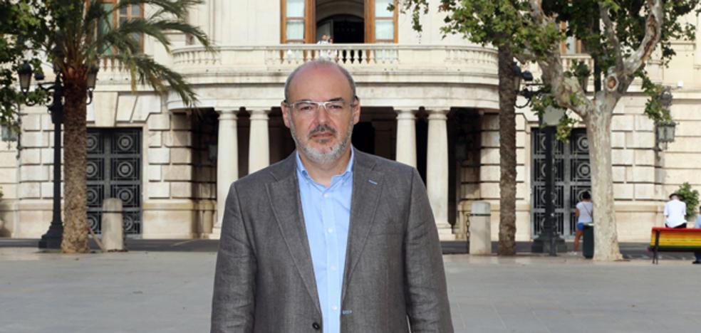 Eusebio Monzó no formará parte de la lista del PP para el Ayuntamiento de Valencia