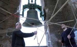 Las campanas de los Santos Juanes suenan en «señal de duelo» por el incendio de Notre Dame