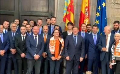 Ximo Puig: «Muy pronto tendremos el mejor Arena de España»