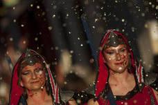 Dos mujeres capitanean los ejércitos moro y cristiano de Agullent