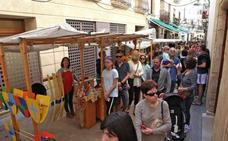 Suspenden la Feria de Artesanía de Xàbia ante la previsión meteorológica