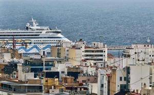 La temporada turística puede batir el récord de llegadas de grandes cruceros