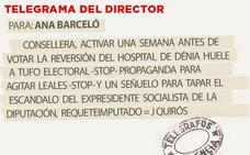 Telegrama para Ana Barceló