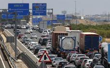 Las carreteras a evitar esta Semana Santa en la Comunitat Valenciana
