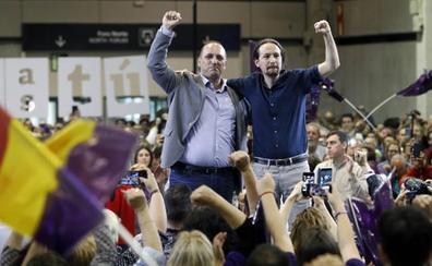Pablo Iglesias critica que Sánchez se resista a debatir y apela a los indecisos