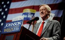A Trump le sale un rival en la carrera republicana hacia la Casa Blanca