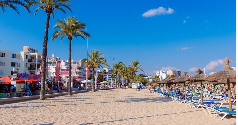 El tiempo en Magaluf y Mallorca en Semana Santa 2019: la previsión oficial de Aemet para hoy