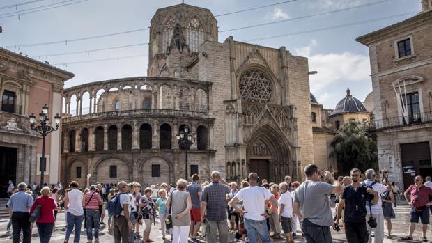 El tiempo en Valencia en Semana Santa 2019: la previsión oficial de Aemet para hoy