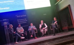 El futuro de la hostelería valenciana, a debate en la jornada 'Miradas'
