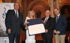 El Colegio de Médicos distingue a Froilán Sánchez