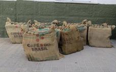 Hallan 300 kilos de cocaína en una nave de Castellón