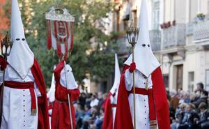 Suspendidas las procesiones de la Semana Santa Marinera de esta noche