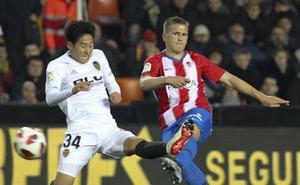 El Valencia CF no tendrá a Kang In Lee hasta la próxima temporada