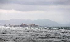 Cerrado el Puerto de Sagunto al tráfico marítimo por el mal tiempo