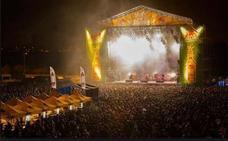 El Sansan Festival de Benicàssim, cancelado por el temporal