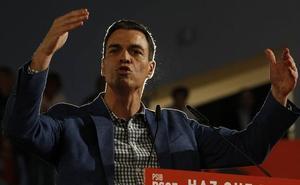 Pedro Sánchez entra en el cuerpo a cuerpo con Esquerra