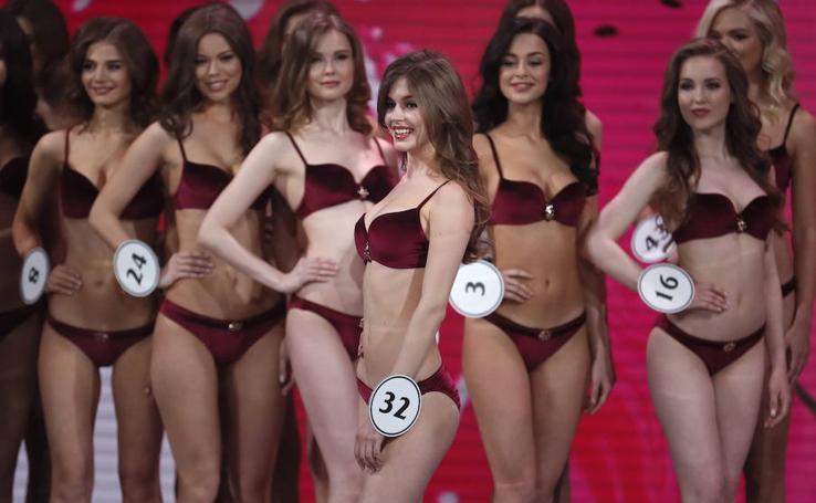 Alina Sanko, la nueva Miss Rusia 2019