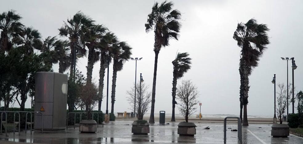 Las localidades valencianas donde más ha llovido