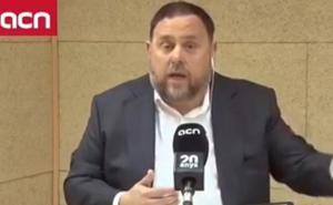 Junqueras, desde prisión, se abre a investir a Sánchez sin líneas rojas pero exigente y sin regalar nada