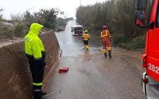 Alerta naranja por el temporal en Valencia y Alicante