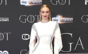 Sophie Turner (Sansa Stark) revela que tiene depresión desde hace cinco años por la fama de 'Juego de Tronos'