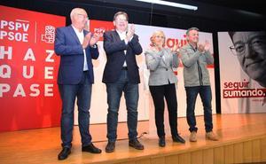 Ximo Puig reitera en Dénia que la reversión de la sanidad está «activada» y es «irreversible»